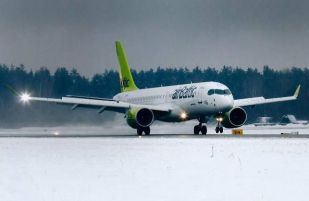 AirBaltic will receive all of the 20 Bombardier CS300 it has on order by 2020