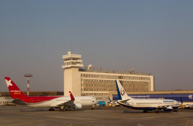 The construction of a new domestic terminal in Khabarovsk airport is scheduled to begin in 2017