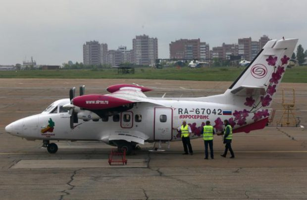 Aeroservice plans to maintain its own fleet and offer services to third-party operators in Chita