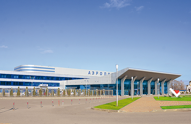 Mineralnye Vody International Airport - Russian Aviation Insider