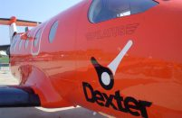 Dexter is the only commercial operator of 8-seat Pilatus PC-12 aircraft in Russia