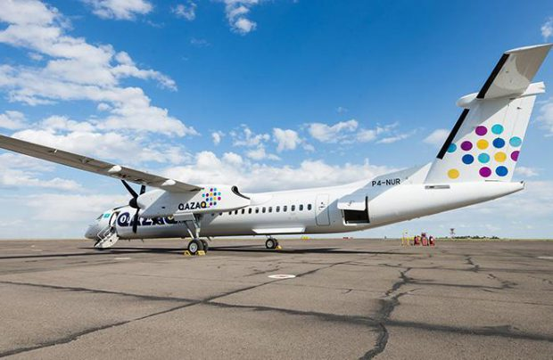 Qazaq Air wants to connect Central Asia with Russia's Siberia