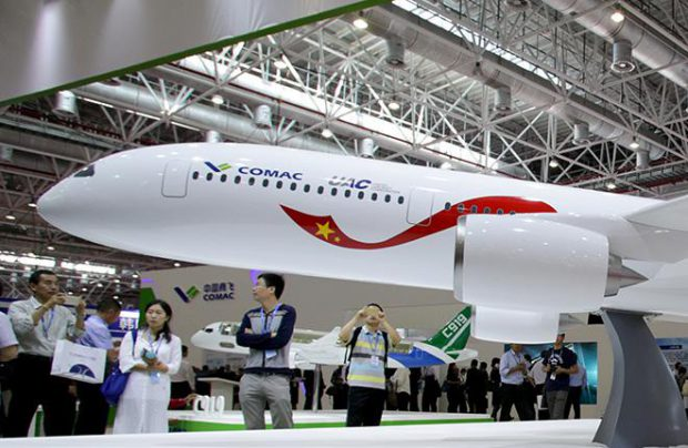 The Russo-Chinese aircraft is expected to generate up to $123 billion of revenue