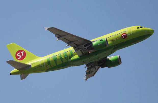 In 11 months of this year Sibir and Globus (both operate as S7 Airlines) carried over 12 million passengers