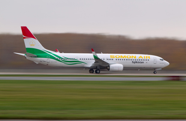Somon Air is to launch flights on Dushanbe - Tashkent route from the Tajik side