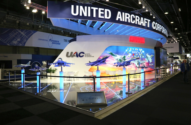 UAC assembled 156 airframes in 2015 while most of them were military aircraft
