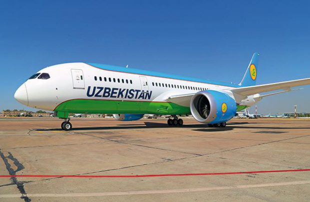 Uzbekistan Airways Technics is gearing up for its first Boeing 787-8 A-check
