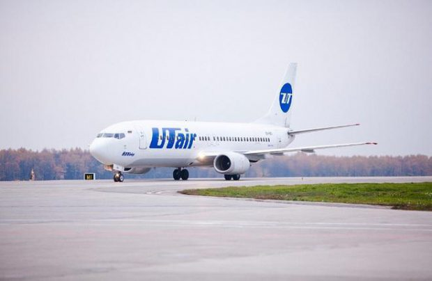 UTair transported 6.148 million people in the past 11 months instead of the planned 5-6 million passengers for the whole 2016