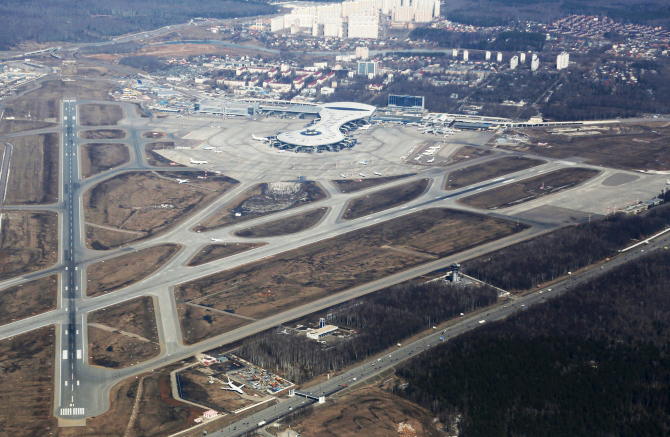 Vnukovo International Airport, Moscow, VKO - Russian Aviation Insider