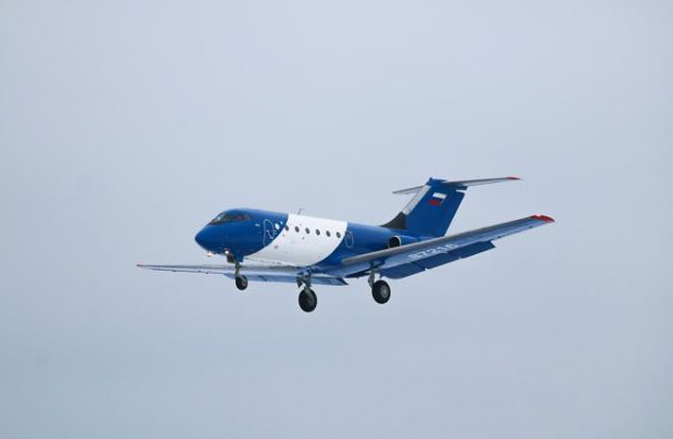 INSIGHT: Yak-40 switches to Western engines - Russian