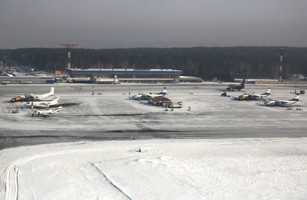Krasnoyarsk Yemelyanovo International Airport - Russian Aviation Insider