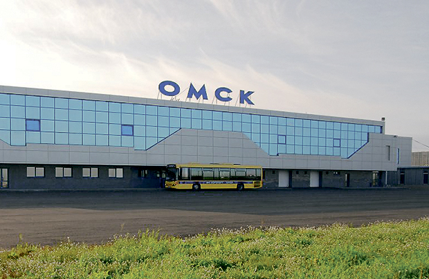 Omsk Tsentralny International Airport - Russian Aviation Insider
