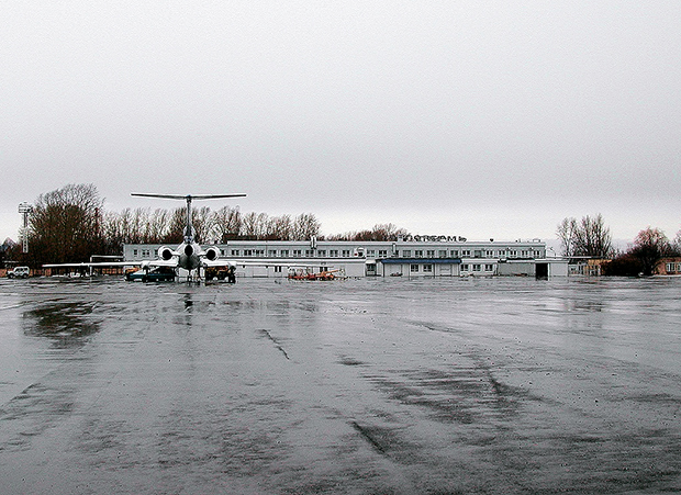 Perm Bolshoe Savino International Airport - Russian Aviation Insider