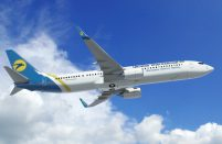 Last year Ukraine International Airlines took delivery of nine Boeing 737-800s (Photo by UIA)