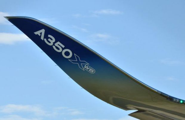 Aeroflot is still expecting delivery of 14 Airbus A350-900s