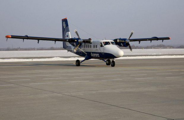 Unlike the previous two Twin Otters purchased by Primorsky Krai the third airframe has been leased