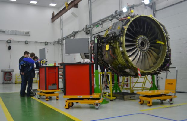 Launch of an engine repair facility for Airbus A320 and Boeing 737NG is one of the Engineering's 2016 achievements
