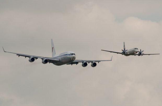 Russian aerospace manufacturers are expected to get over 6 billion rubles for Il-114 and Il-96 aircraft programs