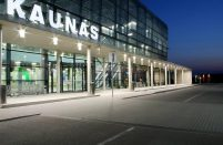 Most airlines will temporarily move operations to Kaunas this year as Vilnius airport will be closed for reconstruction