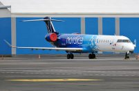 Nordica's fleet comprises two Bombardier CRJ700s and four CRJ900s