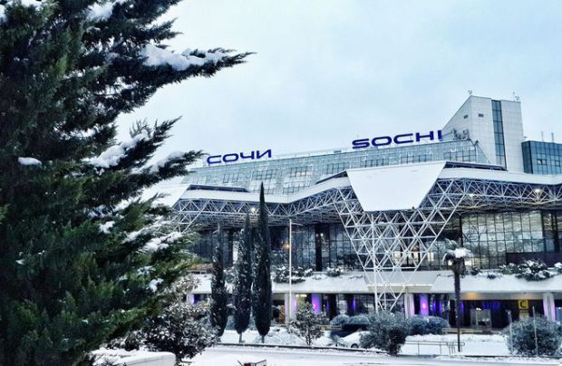 Sochi was the fastest growing among Russia's twenty largest airports in 2016