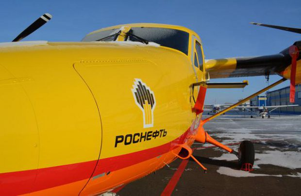 SKOL will use Twin Otters for transporting shifting teams of Rosneft's subsidiaries to oil rigs