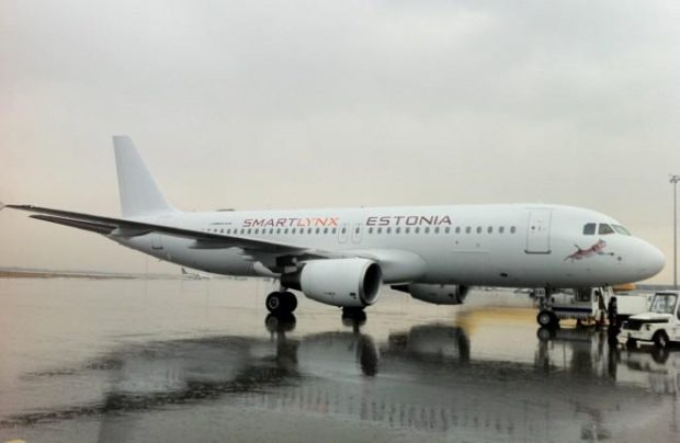 SmartLynx Airlines Estonia launched operations in 2012