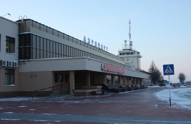 Tyumen Roschino International Airport - Russian Aviation Insider
