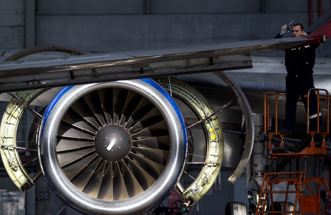 Russia's aircraft maintenance industry faces a bright future
