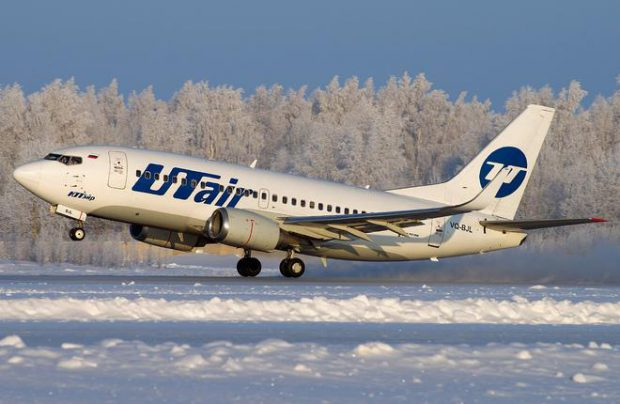 UTair carried 18% more passengers in 2016 than in the previous year - Russian Aviation News