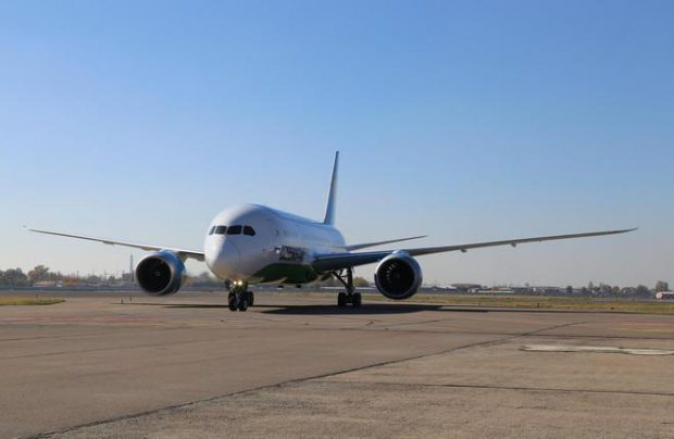 Uzbekistan Airways already operates two Boeing 787-8s