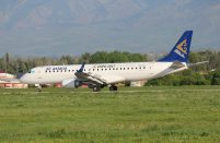Almost all Air Astana's flights are operated from hubs in Astana and Alma-Ata