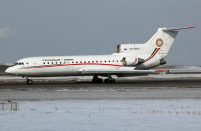 Grozny Avia has only one aircraft, a YaK-42 jet, left in its fleet