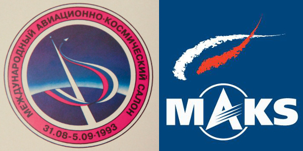 Alternative and modern MAKS logos