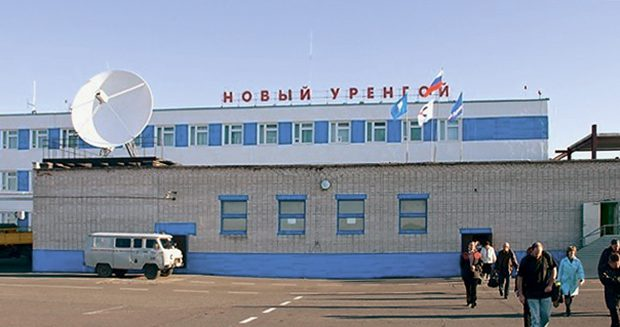 Novy Urengoy International Airport - Russian Aviation Insider