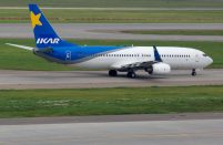 Pegas Fly was planning to operate flights from Zhukovsky to Tel-Aviv on a Boeing 737-800