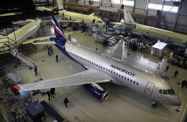 Sukhoi handed over 28 SSJ 100 aircraft in 2016