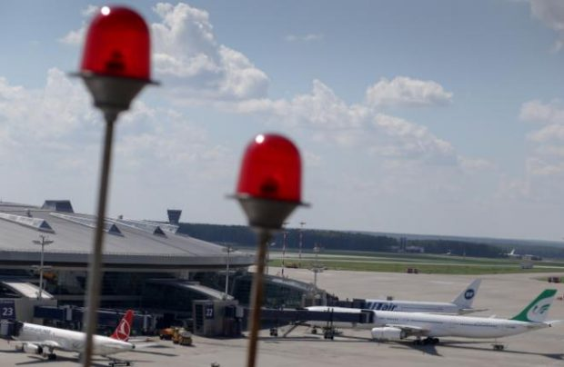International traffic at Moscow Vnukovo airport has almost doubled