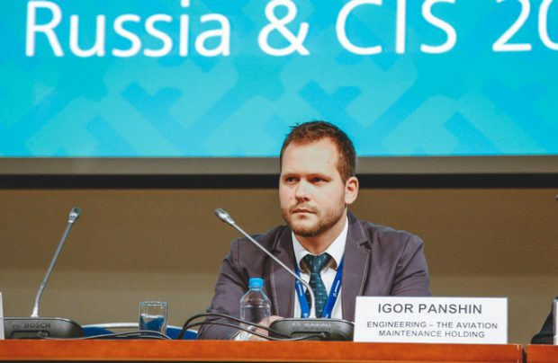 The head of Engineering Holding Igor Panshin spoke about the current shape of the Russian MRO market