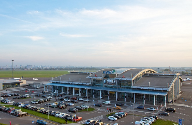One of the keys to the success of Zhulyany, Kyiv's private international airport, is its flexibility in negotiations and tariff policy