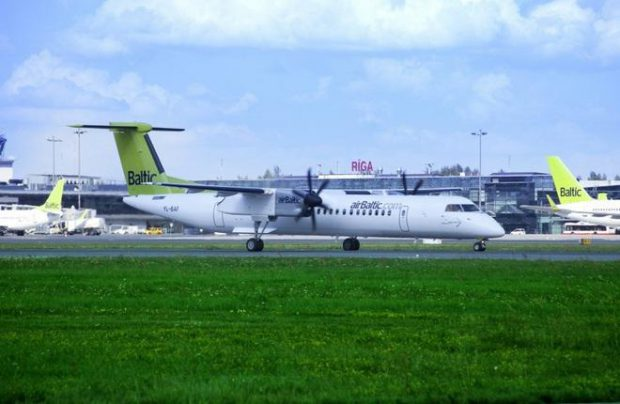 airBaltic will link Riga and the renovated regional airport of Liepaja.