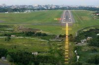 The landing strip in Zhulyany airport will be repaired from May, 14 to May, 24