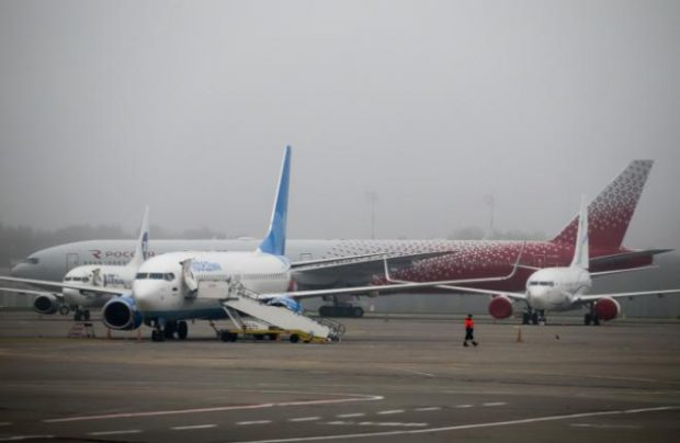 Growing passenger numbers at Moscow's three airports indicate overall economic recovery.