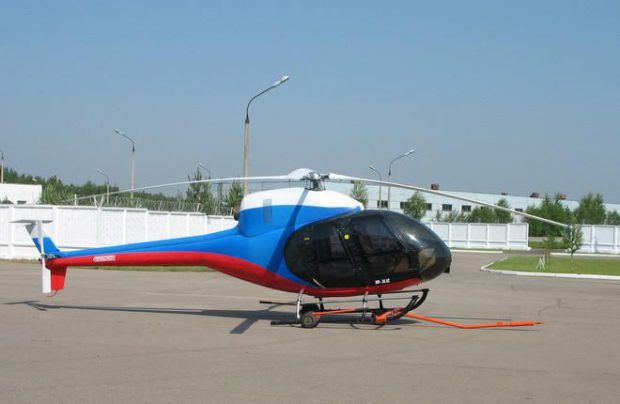 New Russian helicopter will compete with foreign models, including the Robinson R66, Airbus Helicopters H120, and the new Bell-505