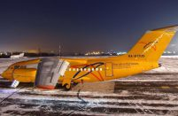 The new An-148 regional aircraft will be used by Saratov Airlines on domestic routes throughout Russia.