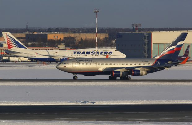 Russian authorities reserved ex-Transaero routes for Aeroflot and its subsidiary Rossiya for one more year