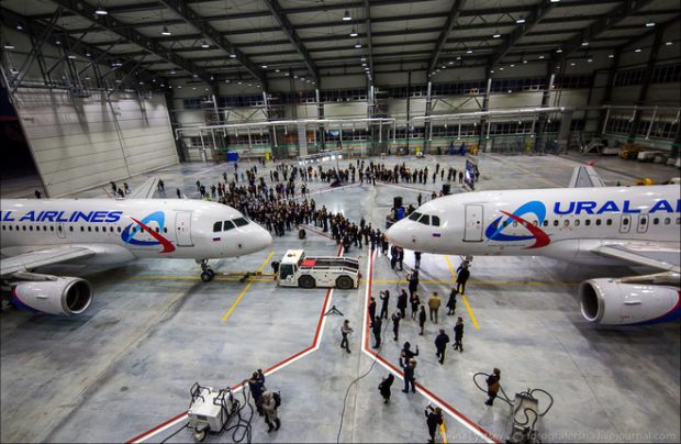 Ural Airlines MRO center will shortly start performing all types of heavy checks on the carrier's fleet.