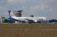 At first, FL Technics will only be concentrated on servicing A320s of Russia's Ural Airlines in Zhukovsky
