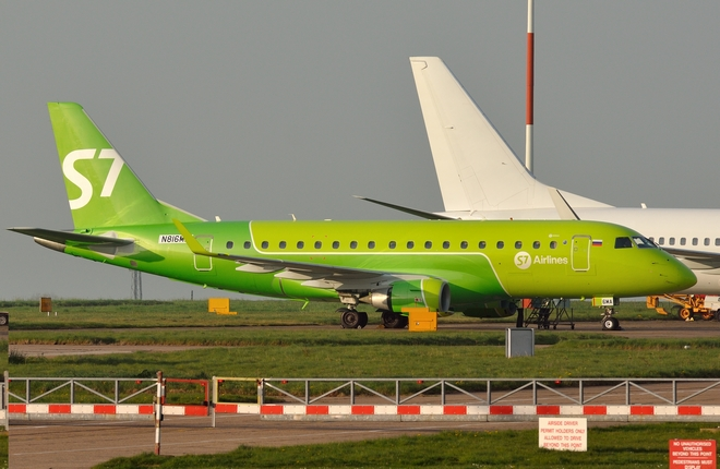Russia's second largest carrier S7 Airlines is to relaunch its Siberian hub at Novosibirsk