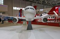 The project calls for the development of a family of 280- to 350-seat twin-engined airliners